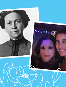Honoring the Strong Women at JAFRA