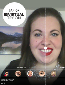 Try on JAFRA's Makeup Virtually!