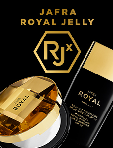 Get Gorgeous with JAFRA ROYAL