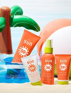 Get Smart About Sun Care
