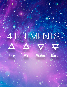 Fire, Air, Water or Earth?
