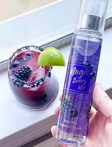 A MAGIC BERRY MARGARITA RECIPE