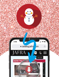 Go Holiday Shopping with JAFRA!