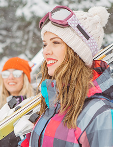 Cuida tu Piel si Vas a ir a Esquiar
