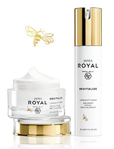 JAFRA ROYAL: Skin Care in Just 4 Minutes