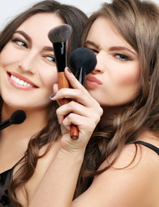 Beauty Solutions: Brushing Up
