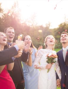 Spring Wedding Rush